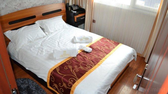 Floating Hotel Splendid Crișan