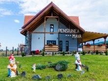 Panzió Nagyszeben (Sibiu), Tichet de vacanță, Maya Panzió