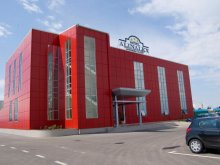 Accommodation Vama Buzăului, Hotel AlinAlex