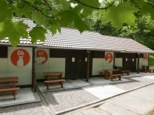 Accommodation Hungary, Panorama Camping