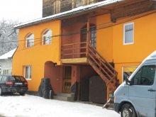Panzió Sajónagyfalu (Mărișelu), Pityu Villa