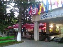 Accommodation Ghedulești, Hotel Diana***