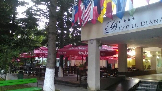 Hotel Diana*** Geoagiu-Băi