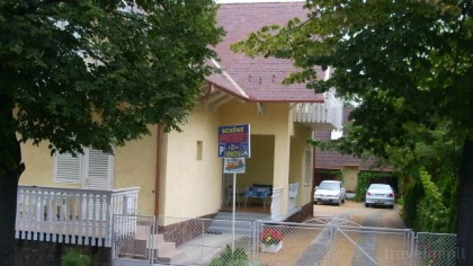 Apartament Villa-Gró Balatonlelle