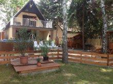 Casă de vacanță Tiszaörs, Casa de oaspeți Mirella
