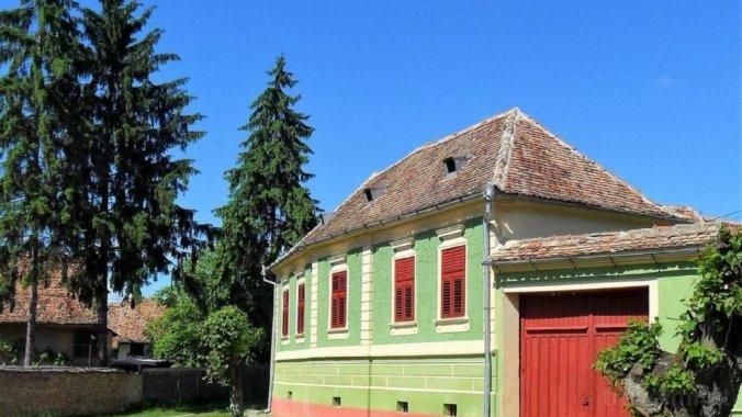 Casa de oaspeți Arthur Richiș