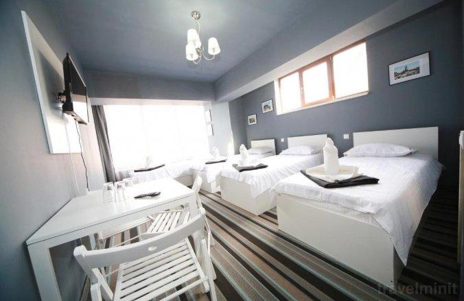 Accomodation Hostel Ghimbav