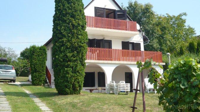 Balatoni Judit Guesthouse Vonyarcvashegy