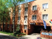 Accommodation Csokonyavisonta, Hotel Touring