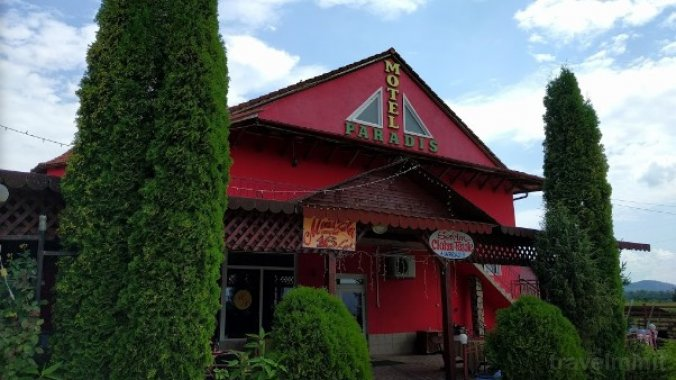 Paradis Motel Petriș