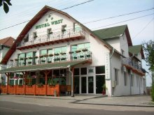 Motel Hegyközszáldobágy (Săldăbagiu de Munte), West Motel