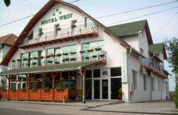 Motel Mezőpetri (Petrești), West Motel