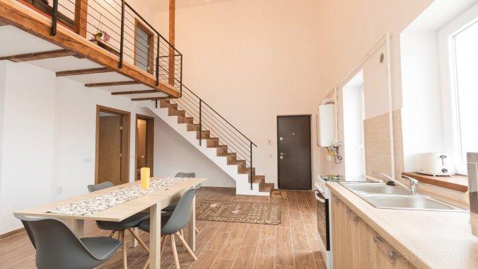 Classic Duplex Apartman Brassó