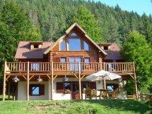 Kulcsosház Bălușești (Icușești), Vereskő Villa