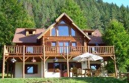 Kulcsosház Todirești, Vereskő Villa