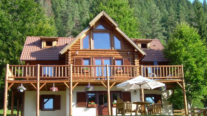 Vereskő Villa Lacu Roșu