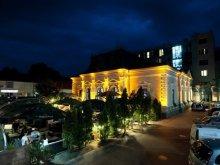 Cazare Botoșani, Hotel Belvedere