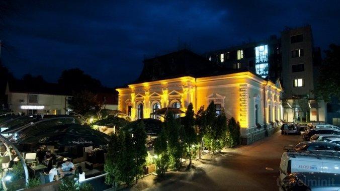 Hotel Belvedere Botosán