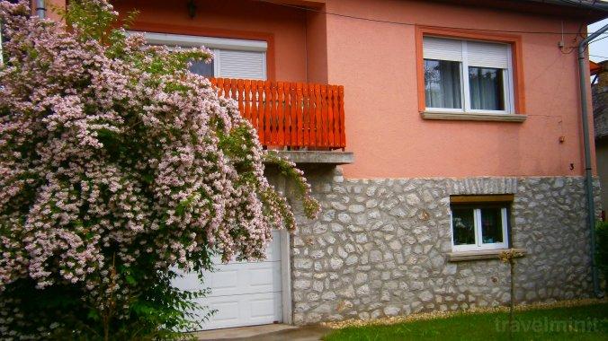Casa de oaspeți Adrienn Bogács