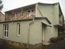 Casă de oaspeți Cigánd, Casa de oaspeți Thermál