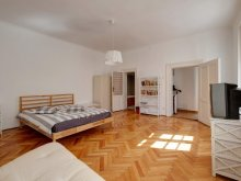 Accommodation Sibiel, Sofa Central Studio Apartment