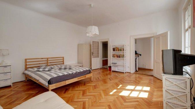 Sofa Central Studio Apartman Nagyszeben