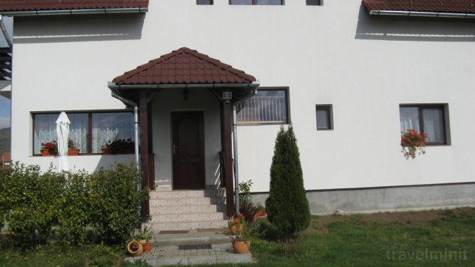 Casa Delia Panzió Szováta