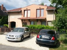 Accommodation Balatonszemes, Márta Garden Home