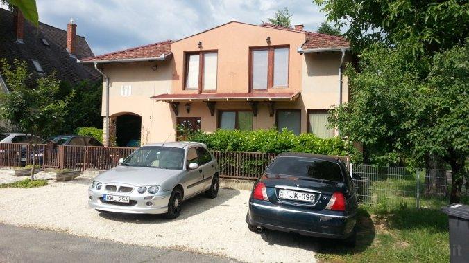 Márta Garden Home Balatonboglar