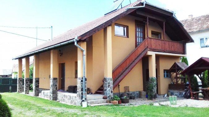 Casa de oaspeţi Gáll Lăzarea