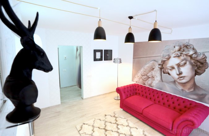 Apartament Soho Luxury Galați