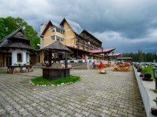 Hotel Lăzărești (Schitu Golești), Cabana Trei Brazi
