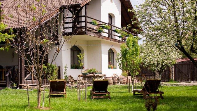 Casa Moșului Cârțișoara