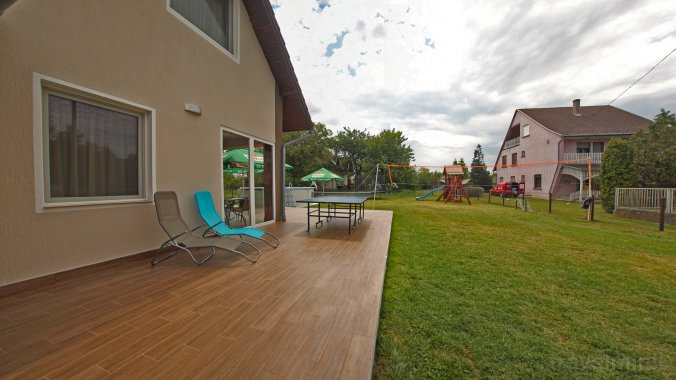 Berekside Vacation home Balatonmáriafürdő