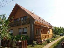 Nyaraló Szentbékkálla, BO-77: Szépen berendezett apartman 4-5-6 főre Balatonbogláron