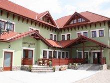 Panzió Csíkpálfalva (Păuleni-Ciuc), Tichet de vacanță, Tulipán Panzió