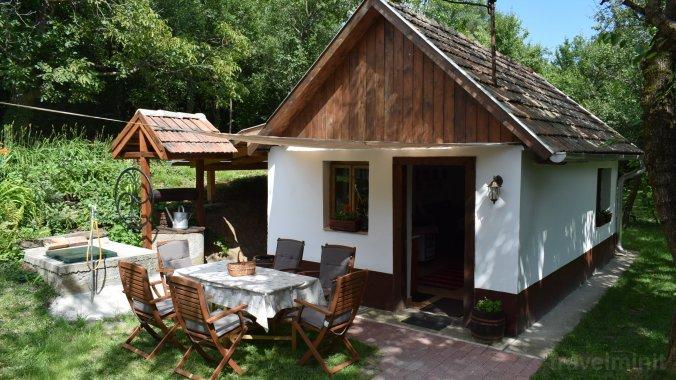 Casa de oaspeți Kishidas Erdőbénye