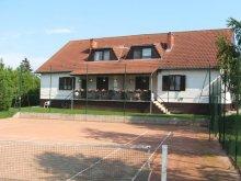 Pachet de Crăciun Keszthely, Casa de oaspeti Tenisz 2
