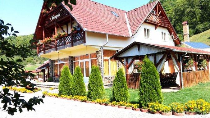 Olimpia Guesthouse Tibod