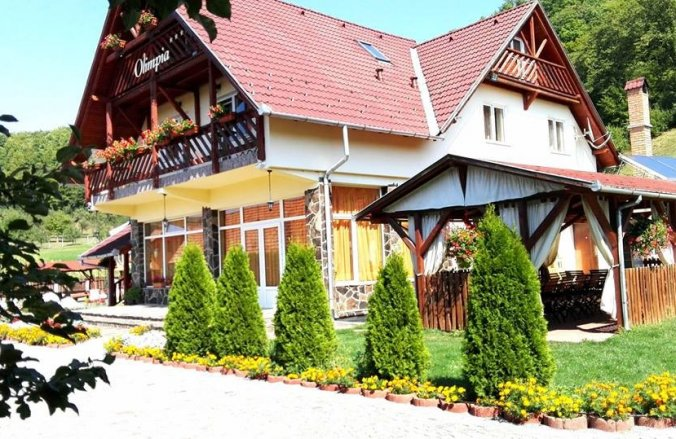 Olimpia Guesthouse Tibod