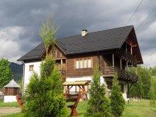 Kulcsosház Bistrița Bârgăului Fabrici, Ursu Brun Kulcsosház