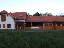 Kulcsosház Székelyszentlélek (Bisericani), Ervin Angyala Kulcsosház