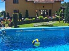 Casă de vacanță Mustești, Casa de Vacanță Silvia Varmaga