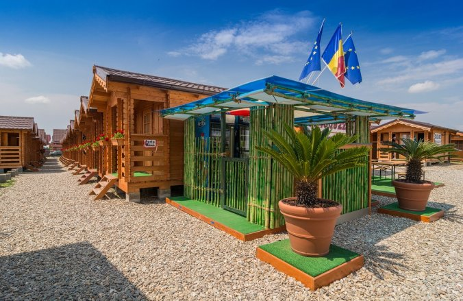 Căsuțe de vacanță Sebastian Stațiunea Băile Figa