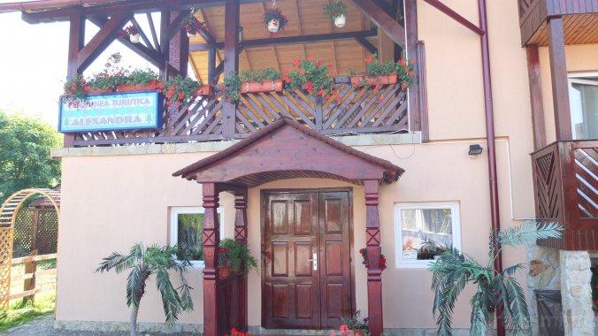 Alexandra Guesthouse Vatra Moldoviței