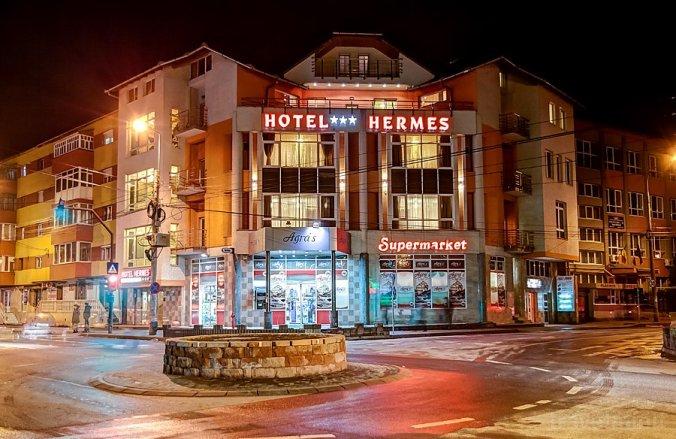 Hotel Hermes Gyulafehérvár