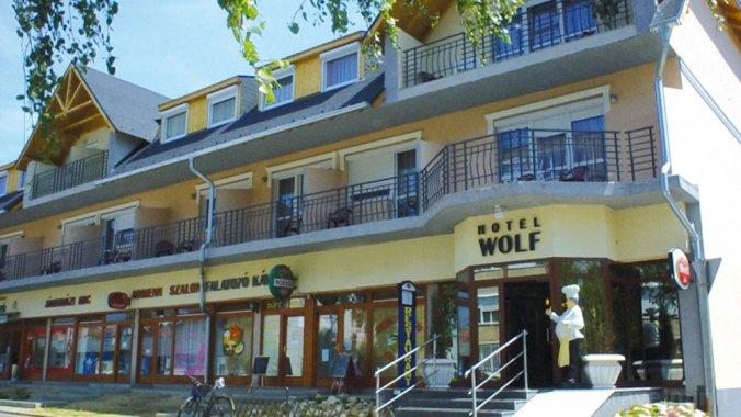Wolf Hotel Sárvár