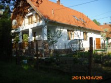 Cazare Ábrahámhegy, Apartament Hartmann