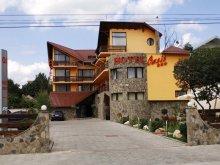 Accommodation Zărneștii de Slănic, Hotel Oasis