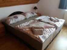Apartman Balatonszentgyörgy, KE-13: Úszómedencés igényesen berendezett nyaralóház 4 fős apartmanja